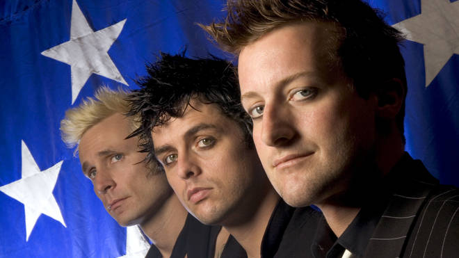 Green Day launch American Idiot