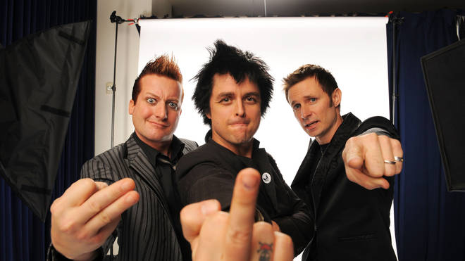 Green Day in 2009