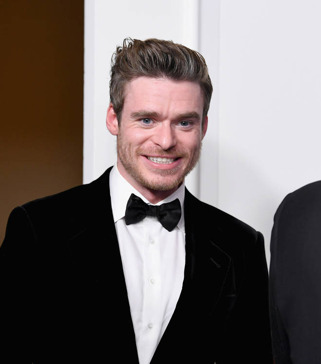 Bodyguard star Richard Madden in 2019
