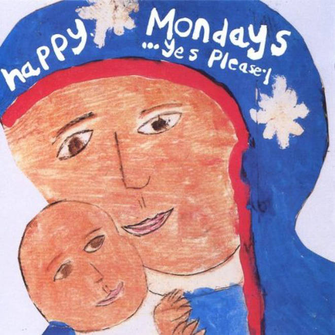 Happy Mondays - Yes Please! album cover
