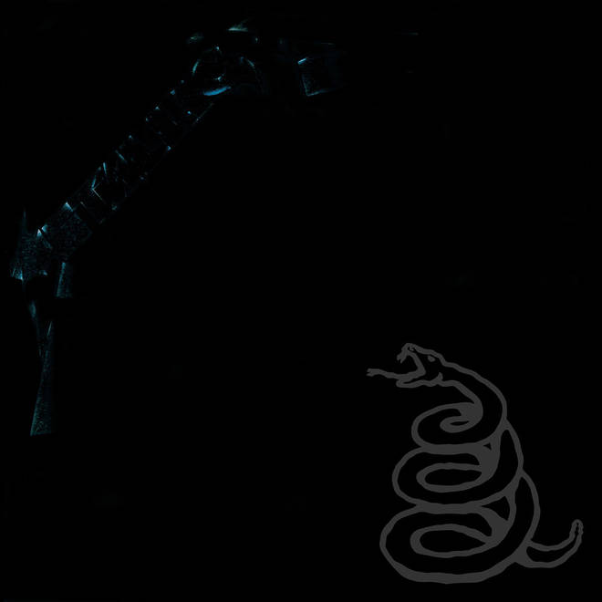 Metallica - Black Album cover artwork