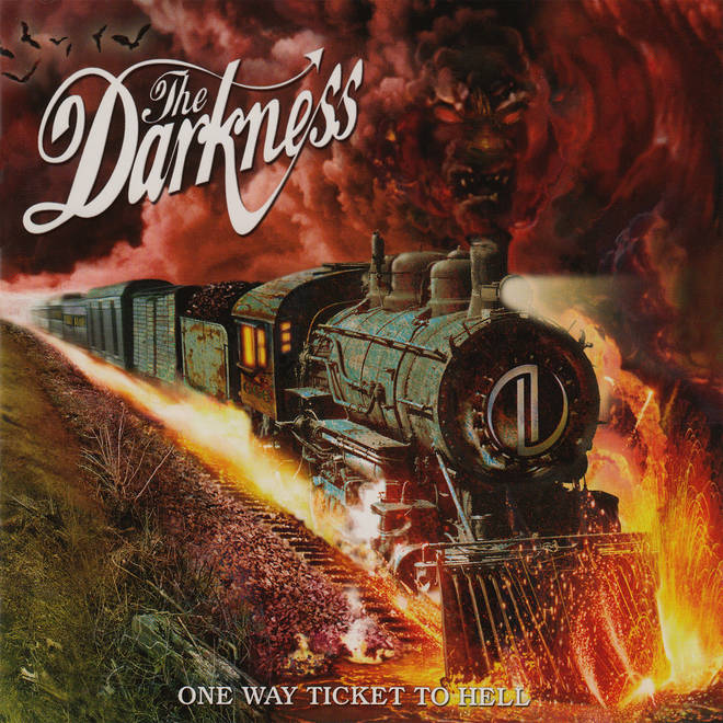 The Darkness - One Way Ticket To Hell… And Back album cover