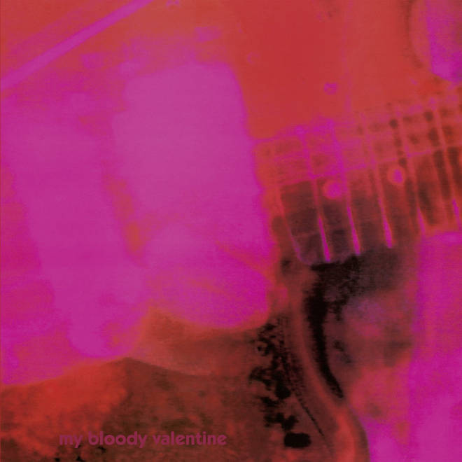 My Bloody Valentine - Loveless album cover