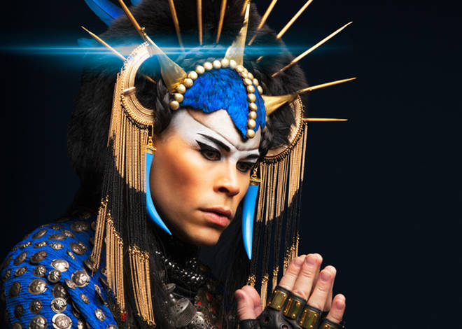 Empire Of The Sun's Luke Steele