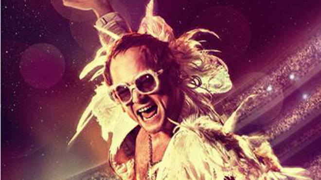 The Rocketman film poster