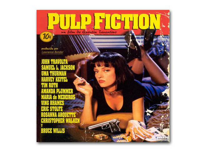 Pulp Fiction cover art