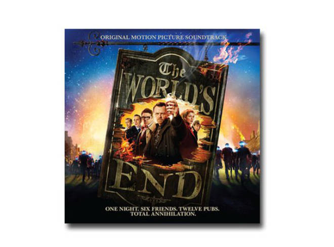 The World's End cover art