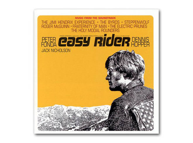 Easy Rider cover art