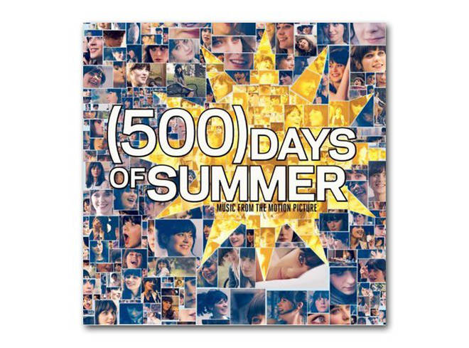 500 Days Of Summer cover art