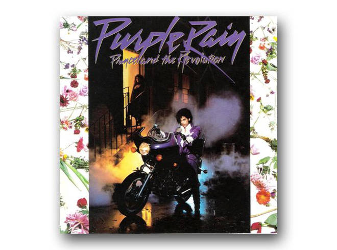 Purple Rain cover art