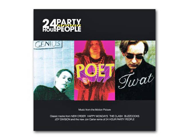 24 Hour Party People cover art
