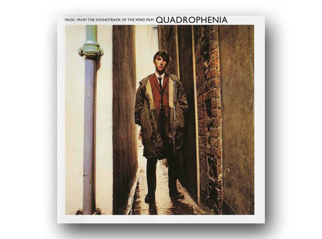 Quadrophenia cover art