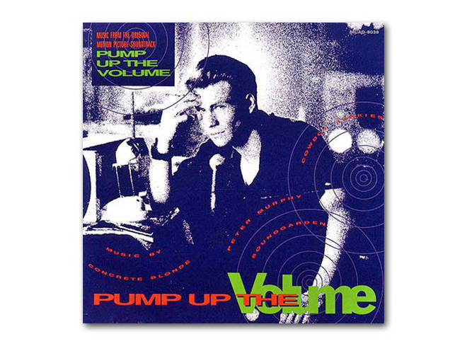 Pump Up The Volume cover art