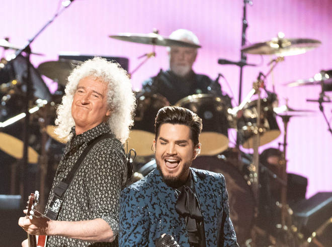 Video Queen And Adam Lambert Open The Oscars 2019 With Epic Performance Radio X