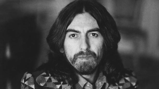 George Harrison in 1976