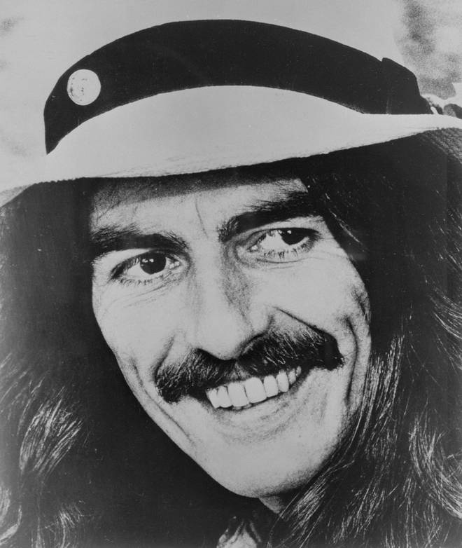 George Harrison in 1974
