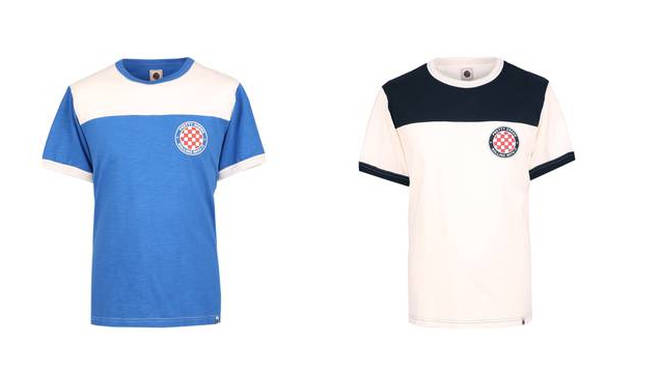 The items from Liam Gallagher's Pretty Green label accused of copying ca Croatian football team's crest