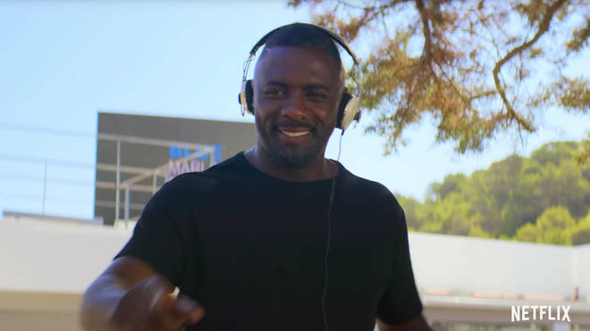 Idris Elba stars in the trailer for Netflix series Turn Up Charlie