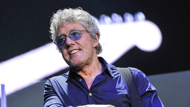 The Who's Roger Daltrey performs at Outside Lands Music & Arts Festival