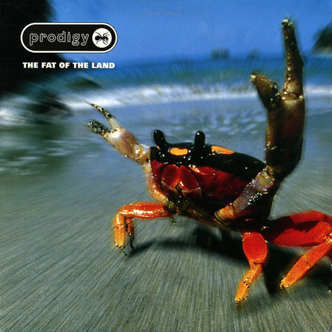 The Prodigy - The Fat Of The Land album artwork