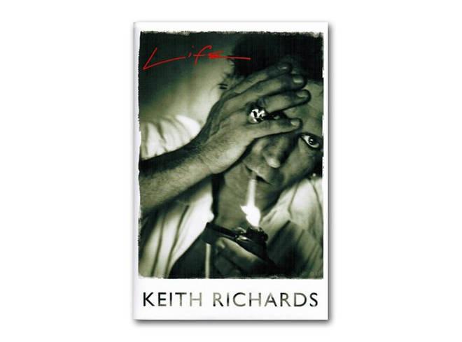 Keith Richards - Life (2010)