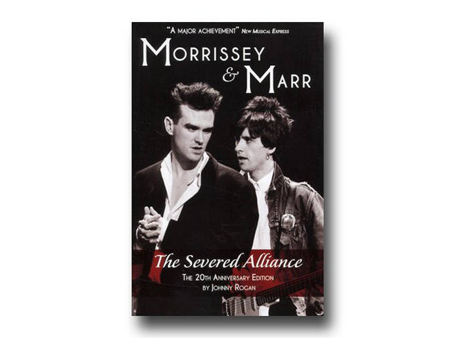 Johnny Rogan - Morrissey And Marr: The Severed Alliance  (1992)
