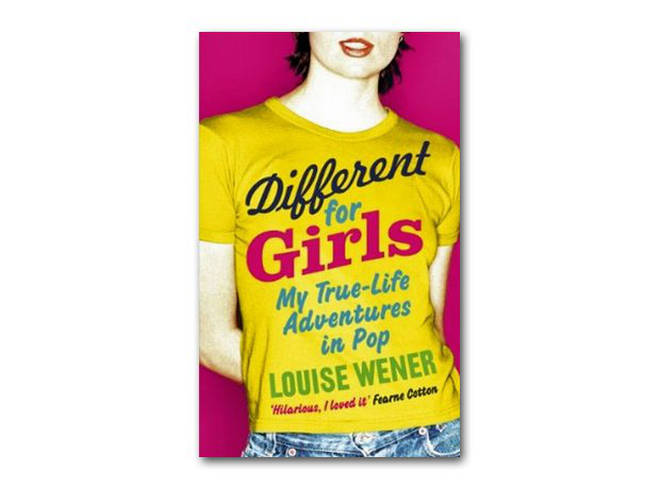 Louise Wener - Different For Girls: My True Life Adventures In Pop  (2010)