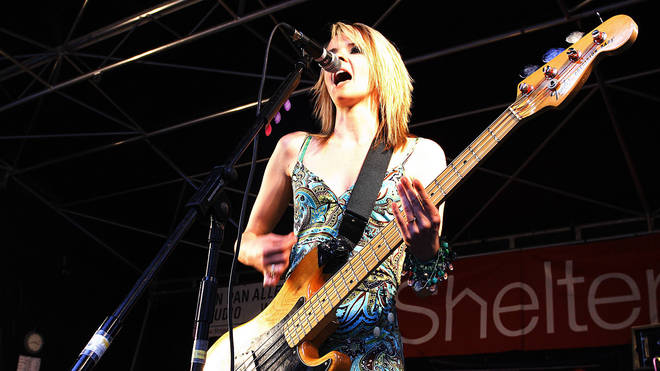 Charlotte Cooper of The Subways