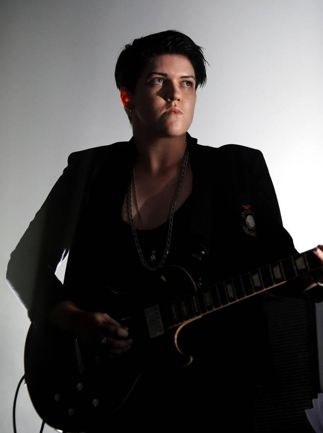 Romy Madley Croft of The xx