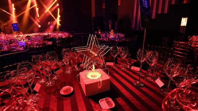 Behind the scenes at the Global Awards with Very.co.uk