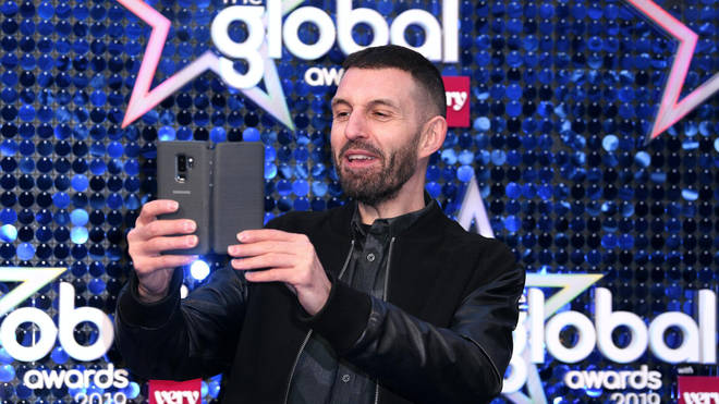 Tim Westwood at the Global Awards 2019
