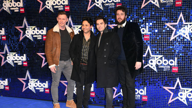 Stereophonics at the Global Awards 2019