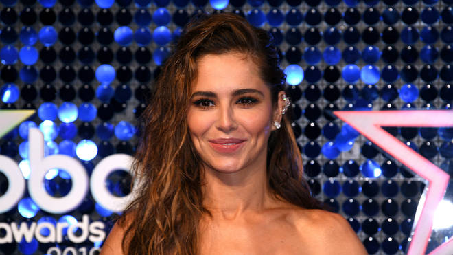 Cheryl attends The Global Awards 2019 with Very.co.uk held at London's Eventim Apollo Hammersmith