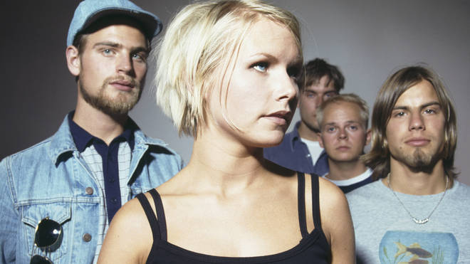 The Cardigans featuring Nina Persson