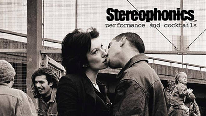 Stereophonics album artwork for Performance and Cocktails
