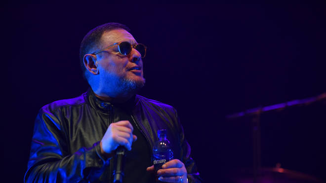 Happy Mondays and Black Grape frontman Shaun Ryder