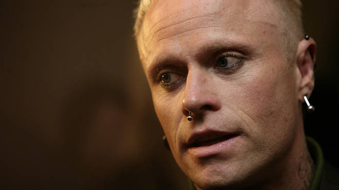 Keith Flint of The Prodigy in 2009