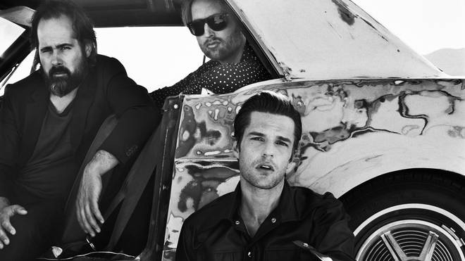 The Killers in 2017
