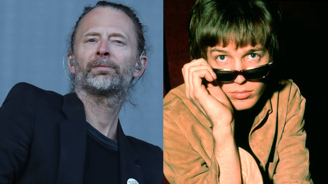 Thom Yorke and Scott Walker