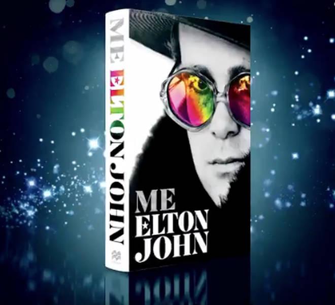 Elton John's autobiography, Me: Elton John