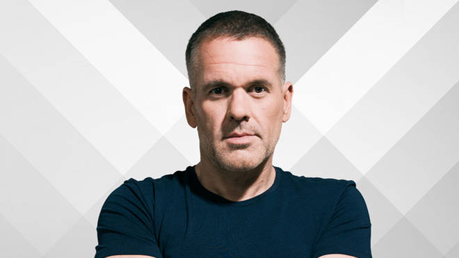 The Chris Moyles Show on Radio X