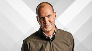 Johnny Vaughan on Radio X