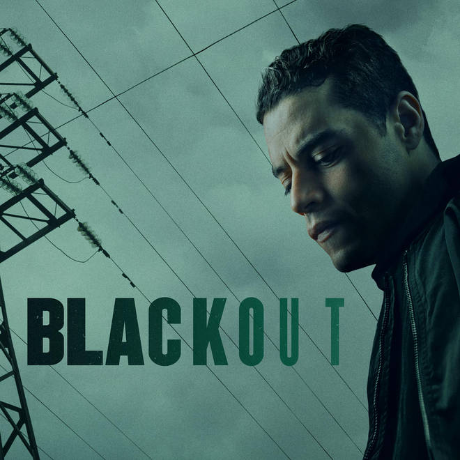 Rami Malek - Blackout podcast artwork