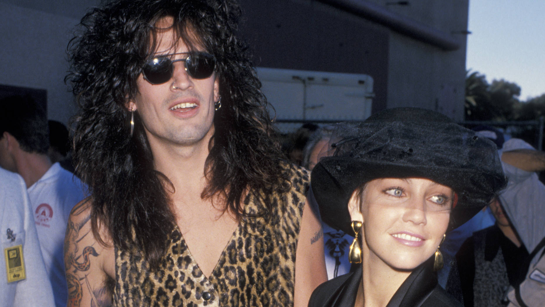 When Was Tommy Lee Married To Heather Locklear And When Was His