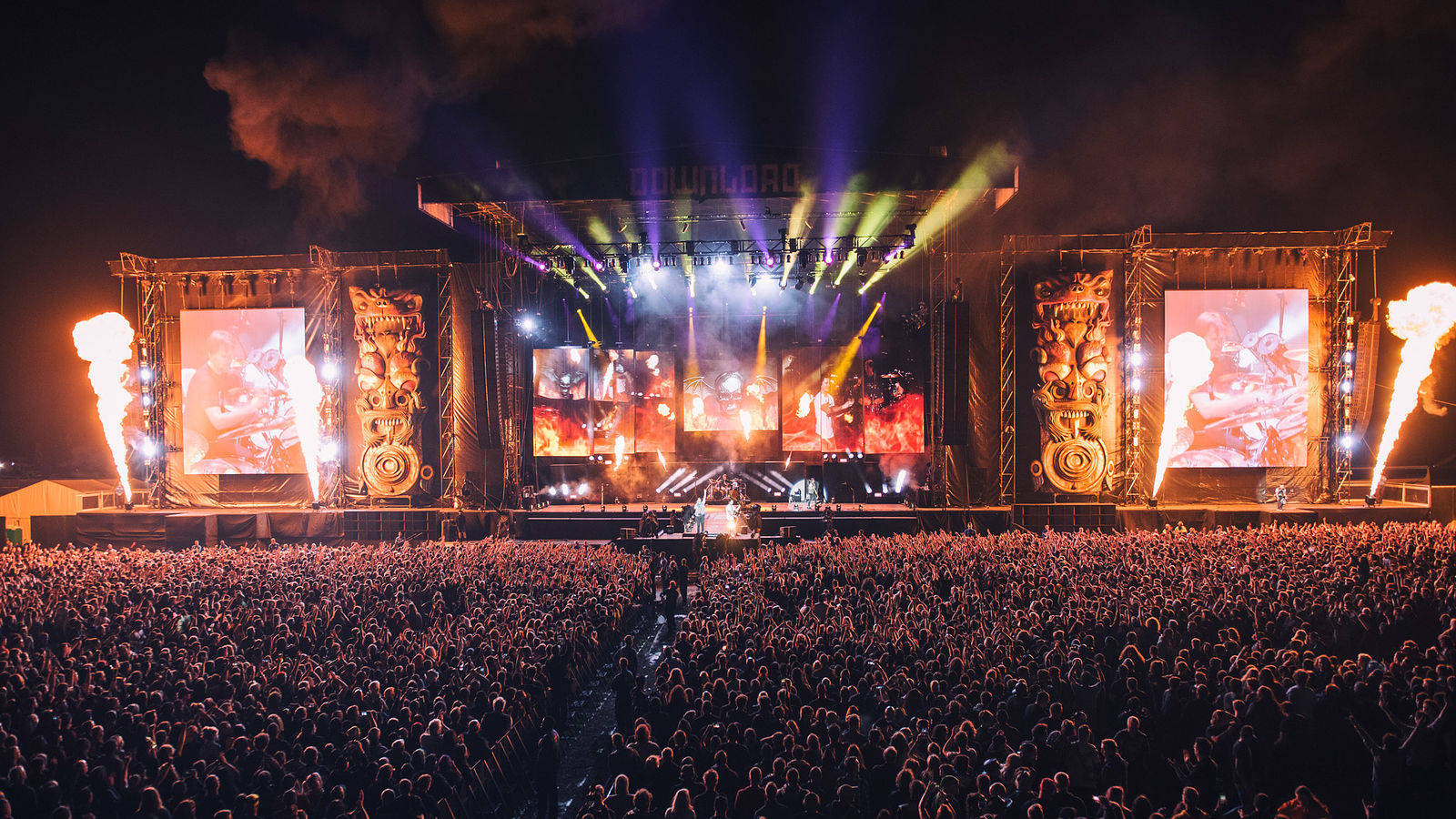 Download Festival 2019 latest weather forecast: Will it rain?