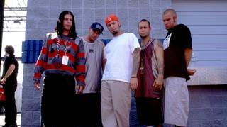 Limp Bizkit in 1997
