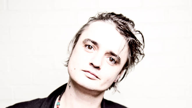 The Libertines frontman Pete Doherty
