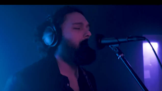 Gang of Youths frontman David Le'aupepe sings What Can I Do If The Fire Goes Out in a Radio X Session