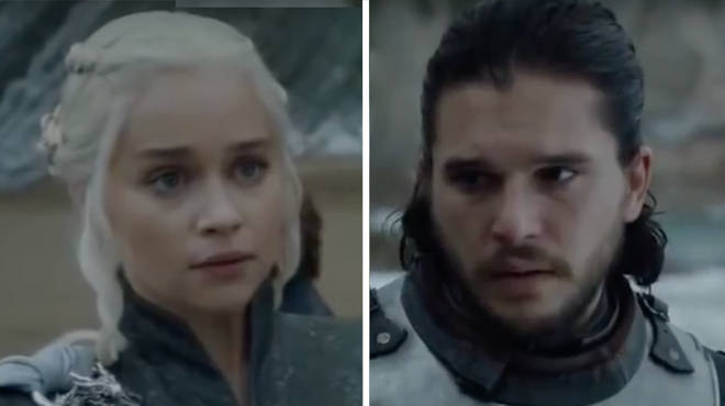 The season 7 finale of Game of Thrones revealed Jon Snow and Daenerys are related