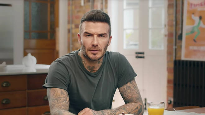 David Beckham speaks nine languages in Malaria Must Die's malaria awareness campaign